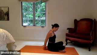 Beginner/Intermediate Yoga - Session 18