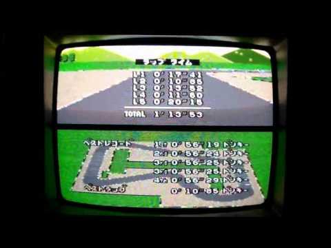 Super Mario Kart Time Trial NTSC Mario Circuit 1 1-lap:  0'10