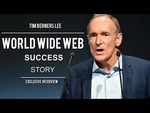 Exclusive Interview with Tim Berners Lee - Father of World Wide Web