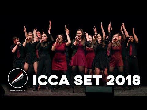 WLU Hawkapella 2018 ICCA Set || Wilfrid Laurier University