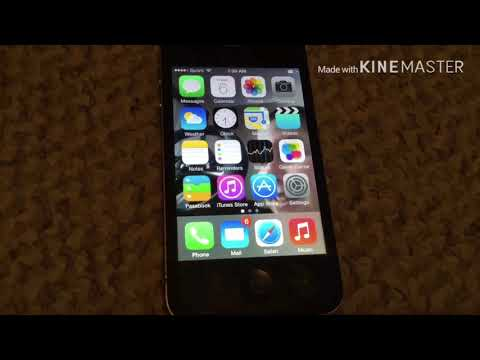 Phone Review: iPhone 4 Phone By Sprint Review