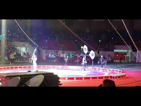 DEATH ARROW ACT FINALE | Kosair Shrine Circus 2019 Part 7 | Louisville KY