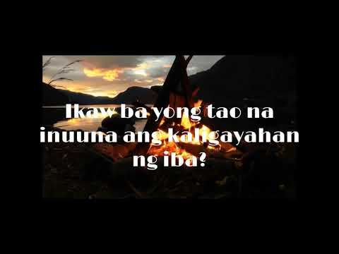 Tagalog Inspirational Quotes