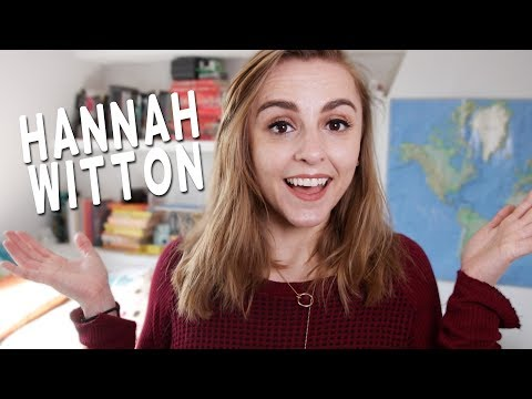 Channel Trailer 2018 | Hannah Witton