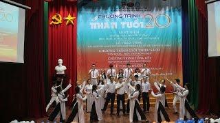 [Nhắn tuổi 20] CKT - Chương trình nghệ thuật kỉ niệm 65 năm ngày truyền thống HS-SV Việt Nam