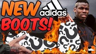 Pogba, Bale & Suarez's New Boots! adidas Pyro Storm Cleats