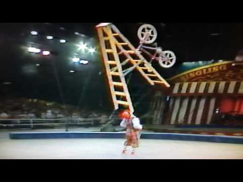Ringling Bros. and Barnum & Bailey 121st edition Clown Alley