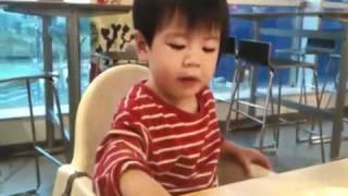 ゆうみちゃんの2才の誕生日にIKEAに来ました.