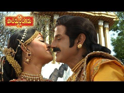 Paandurangadu Movie - Sri Sri Rajadhi Raja Video Song  -Bala Krishna,Sneha
