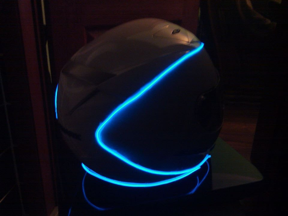 el wire tron helmet explications sur mon casque de moto part 1 3 youtube. Black Bedroom Furniture Sets. Home Design Ideas