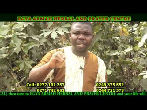 EGYA ARMAH TALKS ABOUT CHILD BEARING THE HERBAL WAY