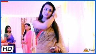 Rana,Trisha At K Raghavendra Rao Son Wedding Reception