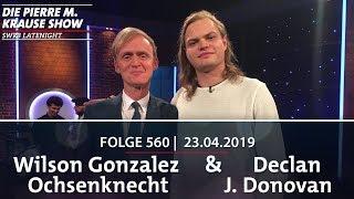 Pierre M. Krause Show vom 23.04.2019 mit Pierre M., Wilson G. und Declan J