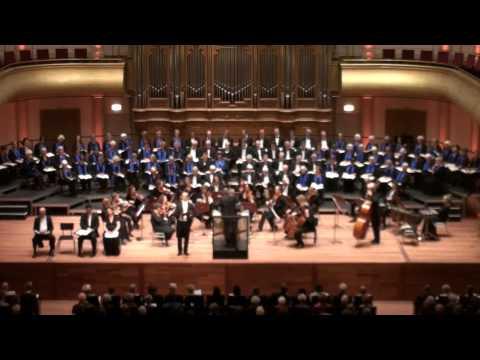 Messiah PART 2 - G.F.Handel - Concertkoor Haarlem (incl. Hallelujah)