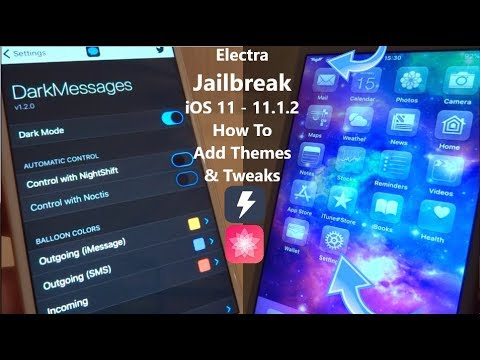 Install tweaks on iOS 11 without Mac or PC   Electra
