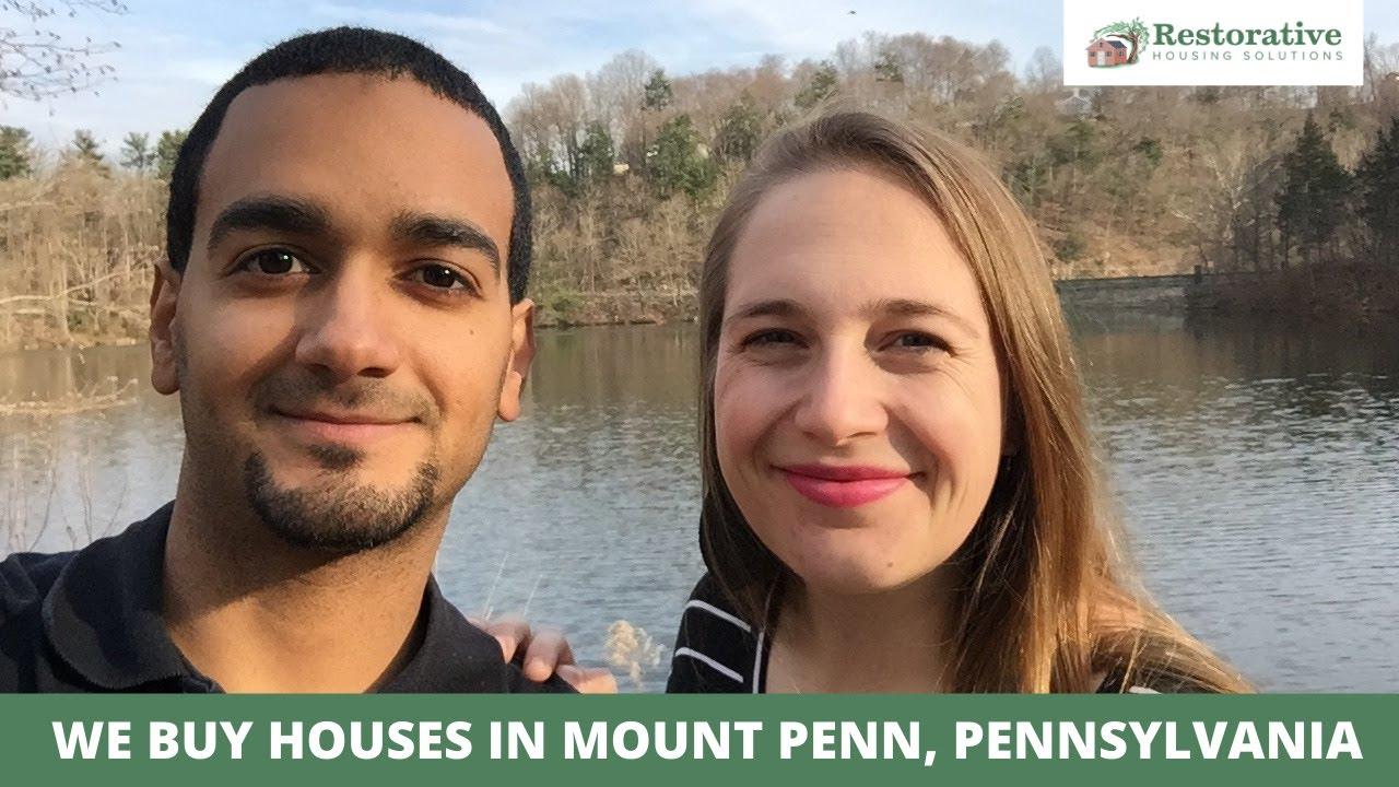 Luis and Elizabeth Buy Houses in Mount Penn
