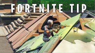 How to PEEK YOUR SHOTS without getting hit in Fortnite BR!