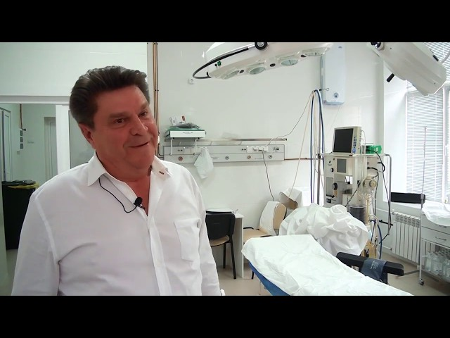 30 лет отделению сосудистой хирургии Ставропольской краевой клинической больницы