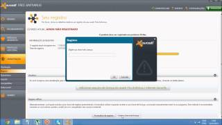 Ativar Avast! Free Antivirus 7.0.1474 até 2038 - Microlins