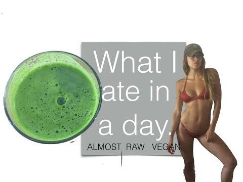 What I eat in a day raw vegan. #loveyourbody challenge. 30 Days of Juice
