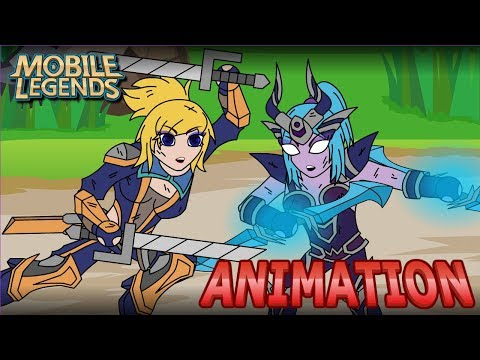 MOBILE LEGENDS ANIMATION #22 THE DUELLISTS - PART 3 OF 3 SERIES FINALE