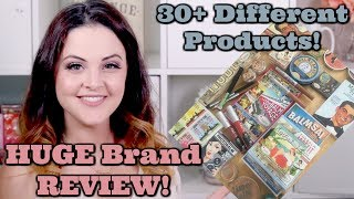 Best and Worst of The Balm - Brand Review with Swatches! Cruelty Free Makeup!| Jen Luvs Reviews