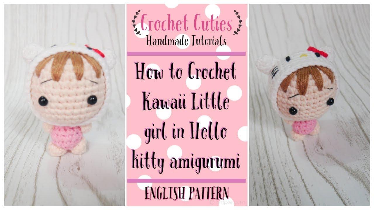 Little girl amigurumi girl amigurumicrochet girlcrochet toy | Etsy | 720x1280