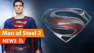 Henry Cavill wants to be Superman & Make Man of Steel 2