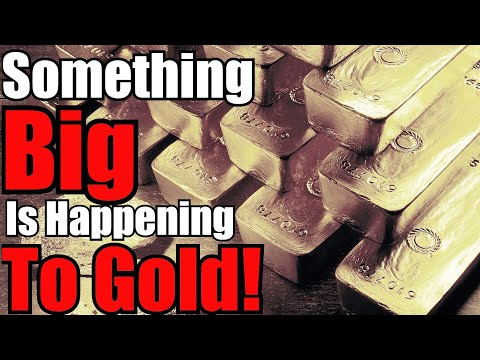 This Is Why You Need To Pay Attention To Gold!
