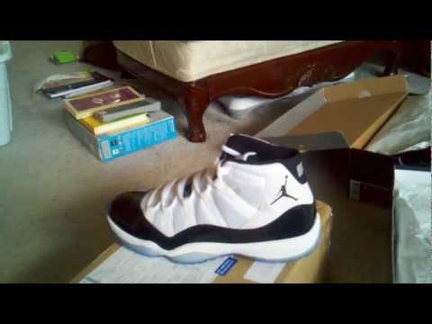 e08a1527b9db Air Jordan Collection  2011 Concord XI 11 by All Stacks No Capp