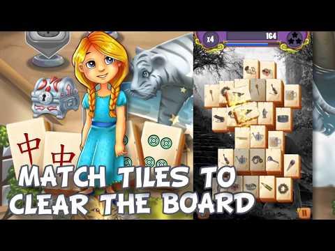 Hidden Mahjong: Cat Tailz