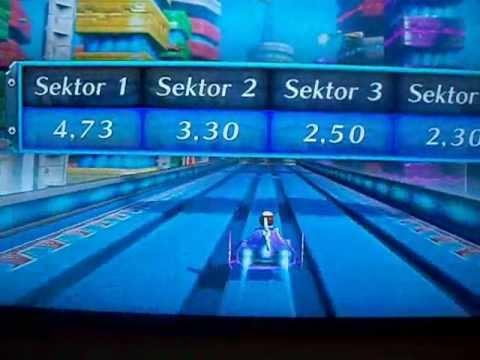 Wii U A Peak At Twister Race