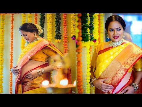 Actress Sameera Reddy Happy Moments at her Baby shower Function Mp3