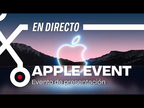 Nuevos iPhone 13 y mucho más: keynote de Apple en directo
