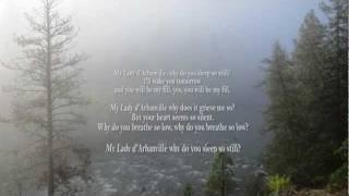 Cat Stevens - Lady D'Arbanville (Plus Lyrics) (1970) [HIGH QUALITY COVER VERSION]