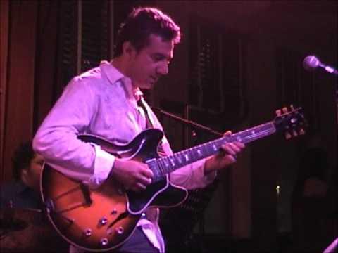 Nelson Riveros Quartet performing 'Second Chance