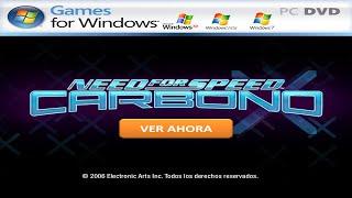 [Soluciones] Need For Speed Carbon Dejo De Funcionar [WIN 10/8/7/VISTA/XP]
