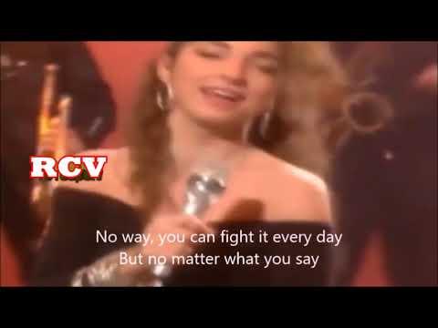 Gloria Estefan RHYTHM IS GONNA GET YOU 1987 Live: HQ Music With Lyrics