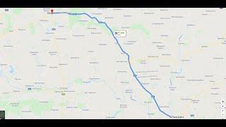 Состояние дороги Первомайск * Одесская трасса 20.08.2019