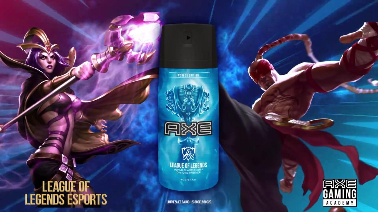 """Axe ® Gaming Academy """"La Revancha"""""""