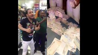Watch Celebrity Prophet Odumeje reveals his 2019 Power will be like Triple HHH Smack Down Power