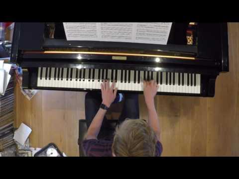 ABRSM Grade 8 Piano 2017-18 B3: Haydn - Presto