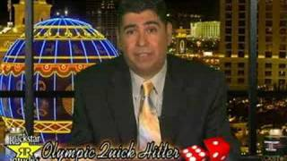 Team USA vs Team Australia 2008 Summer Olympics Basketball Quick Hitter from Gamblers Television