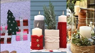 10 DIY WINTER Room Decor Ideas! How To Decorate Your Room For Christmas! 2018