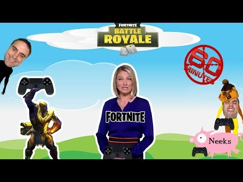 The Truth about Addiction and the 60-Minutes Fortnite Special