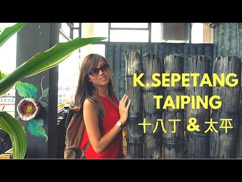 Travel to Kuala Sepetang 十八丁 & Taiping 太平 │Travel Malaysia Guide
