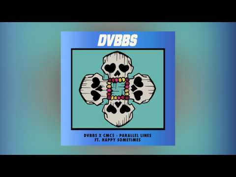 DVBBS & CMC$ - Parallel Lines feat. Happy Sometimes (Cover Art) [Ultra Music]