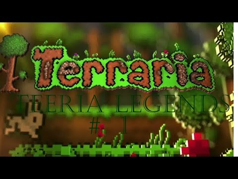 Terraria Teeria Legends Server #1 Weapons Are DISAPPEARING