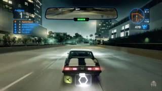 Blur Multiplayer Gameplay - LA Downtown money run
