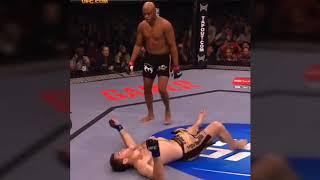 видео: Андерсон сильва один из лучший боец UFC